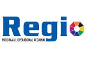 Programului Operational Regional si cofinantat de Uniunea Europeana prin Fondul European pentru Dezvoltare Regionala